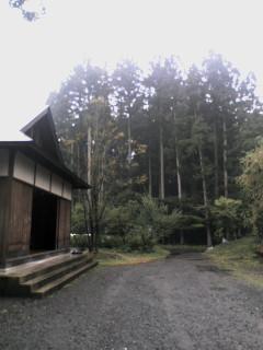 花巻文化村にて