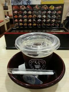 くら寿司コーヒー