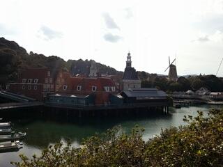 旧オランダ村(<br />  裏手から)
