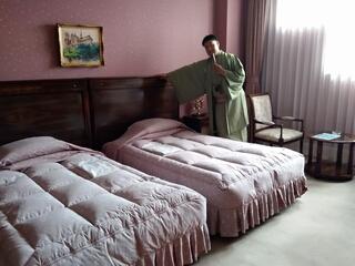 ベッド・イン