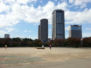 都島の天安門広場