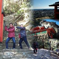 新宮市の神倉神社