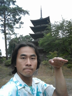 ジャッキー in 福泉寺